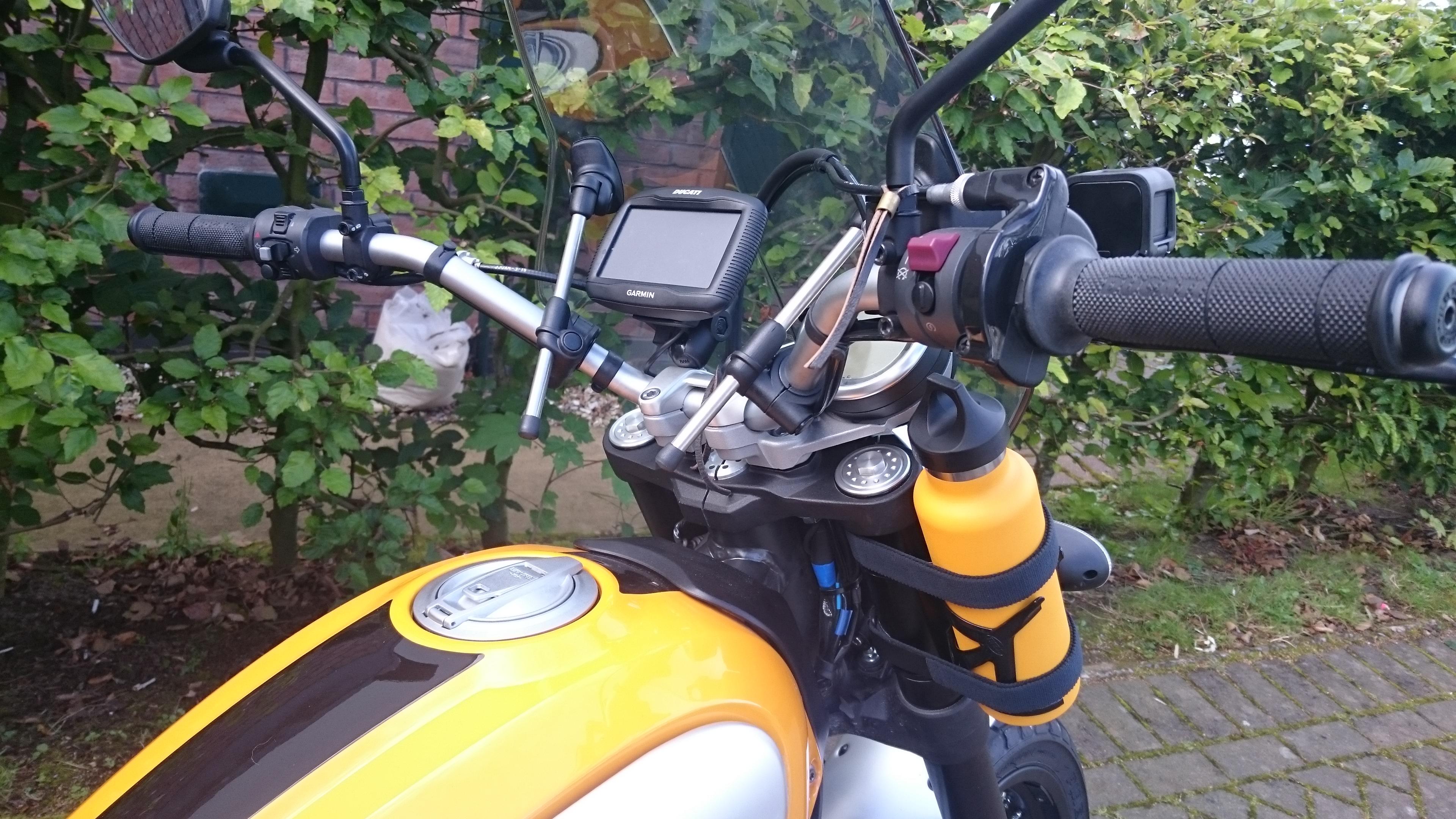 GPS Power | Ducati Scrambler Forum