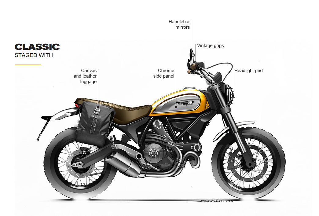 Ducati Scrambler Prices Leaked Online India