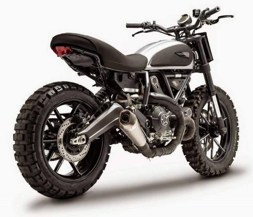 Ducati Rear Tire Sizew