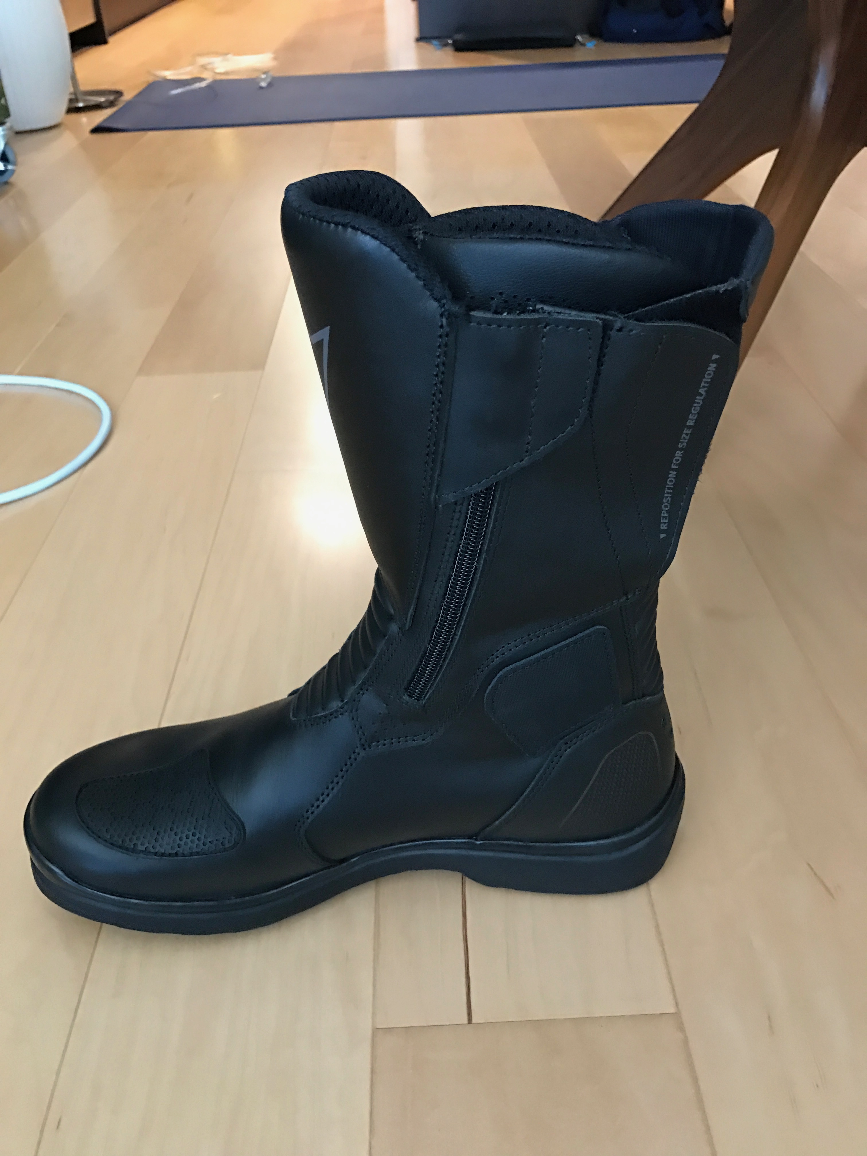 Dainese Latemar Gore Tex Boots Brand New For Sale | Ducati