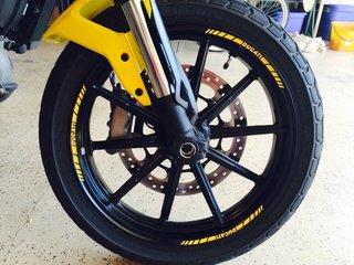 Wheel Decals Ducati Scrambler Forum
