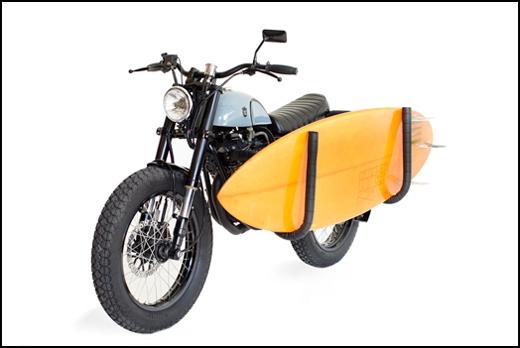 Motorcycle Surf Rack